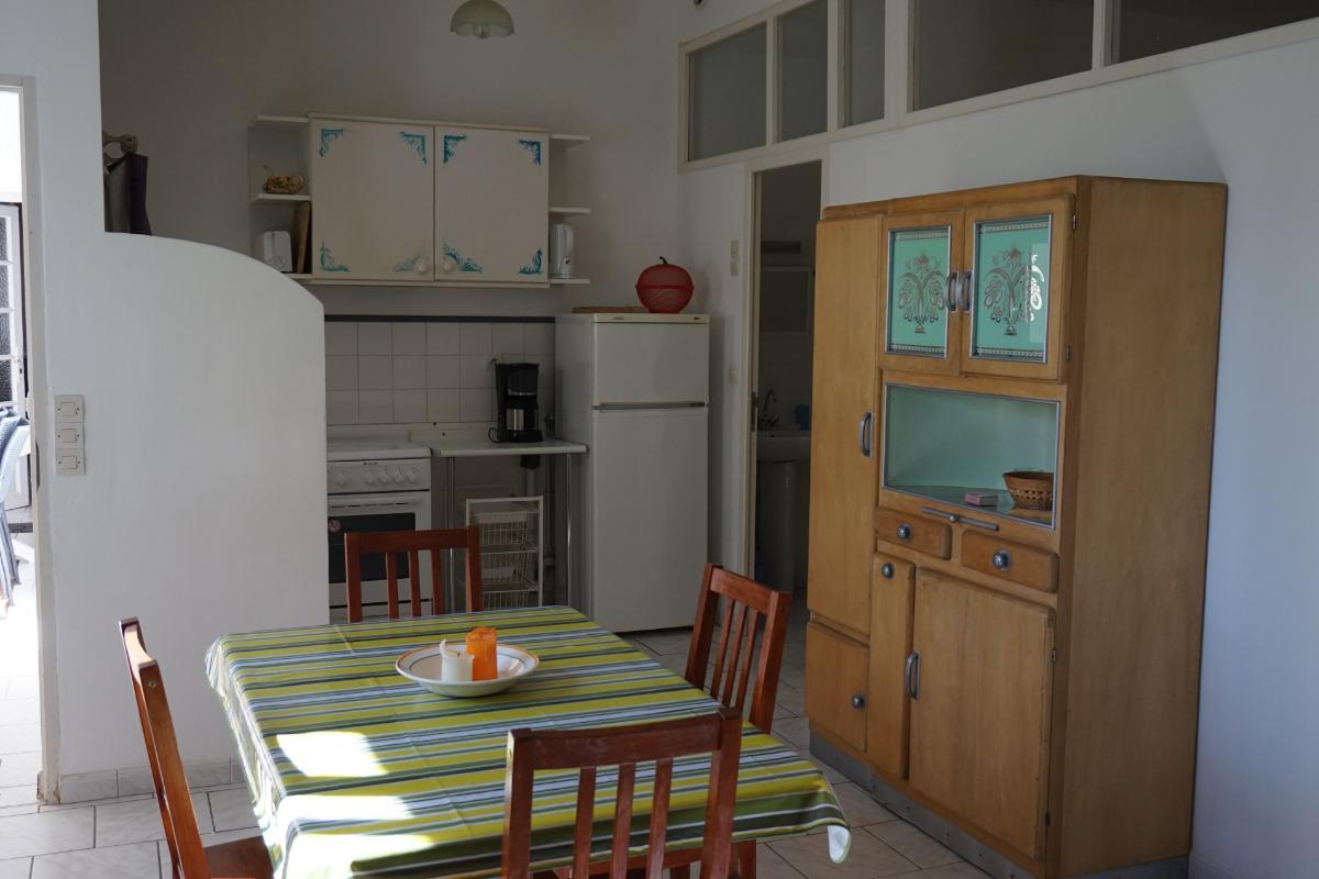 cuisine équipée - Location de vacances - Neffiès