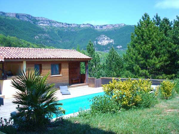- Location de vacances - Saint-Étienne-de-Gourgas