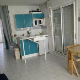Kitchenette - Location de vacances - Sète