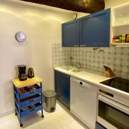 Côté cuisine - Location de vacances - Bouzigues