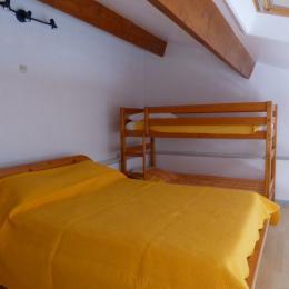 Chambre 2 vue - Location de vacances - PALAVAS-LES-FLOTS