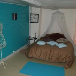 Chambre 2 - Location de vacances - Avène