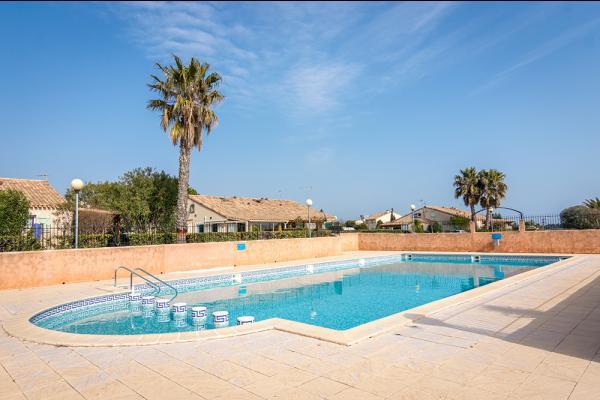 piscine de la résidence - Location de vacances - Loupian