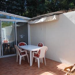 Terrasse - Location de vacances - Gignac