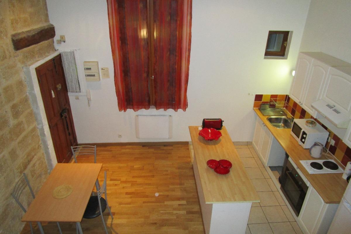 vue de la mezzanine - Location de vacances - Montpellier