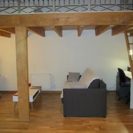 salon - Location de vacances - Montpellier