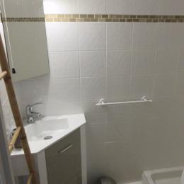 salle d'eau - Location de vacances - CAP-D'AGDE