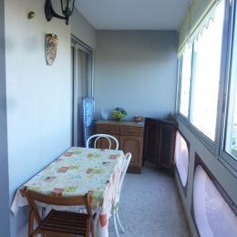 Terrasse - Location de vacances - Carnon