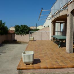 Exterieur - Location de vacances - Cap D'agde