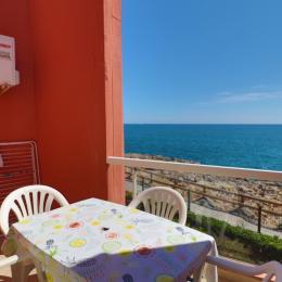 boulodrome de la résidence - Location de vacances - Sète