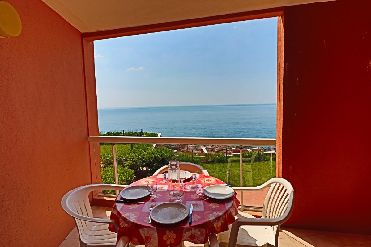 Piscine et pataugeoire - Location de vacances - Sète
