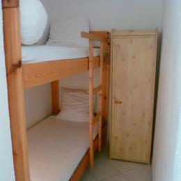 Cabine - Location de vacances - CAP-D'AGDE