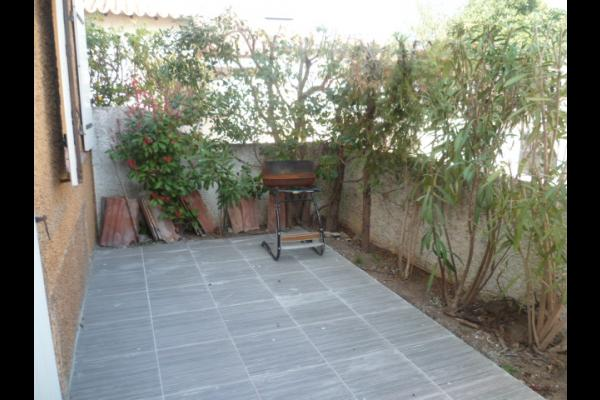 Terrasse 1 - Location de vacances - CAP-D'AGDE