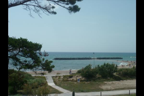 Vue - Location de vacances - Cap D'agde