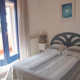 Chambre 1 - Location de vacances - Cap D'agde