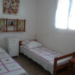 Chambre 2 - Location de vacances - CAP-D'AGDE