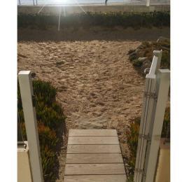 Accès mer direct ! Ponton avec jet douche pour les retours de plage ! - Location de vacances - PALAVAS-LES-FLOTS