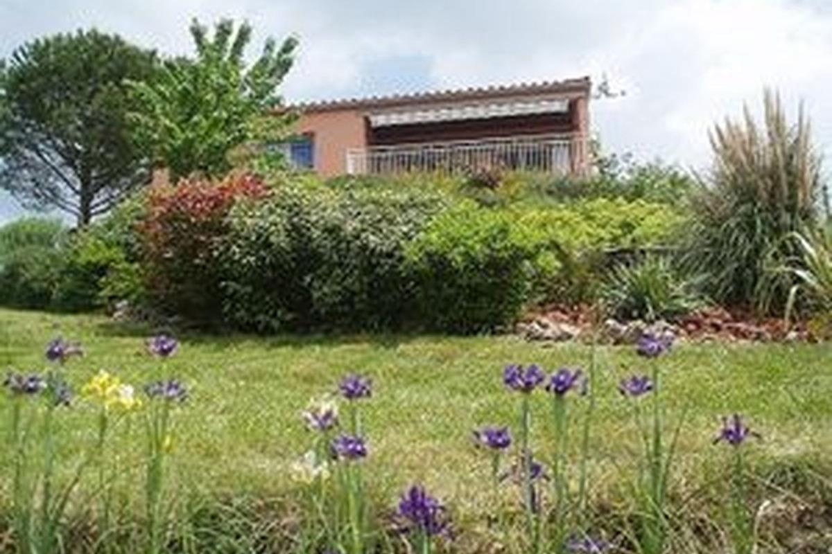 jardin méditerranéen - Location de vacances - Lamalou-les-Bains