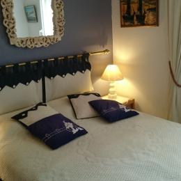 Chambre 1 - Location de vacances - CAP-D'AGDE