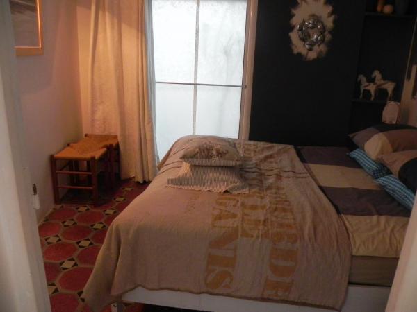 Lit 160x200cm - Chambre d'hôtes - Bouzigues