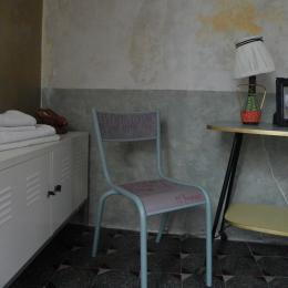 Detail de la chambre - Chambre d'hôtes - Bouzigues