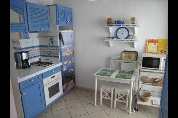 Cuisine - Location de vacances - Carnon