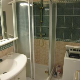 Salle de bain - Location de vacances - Carnon