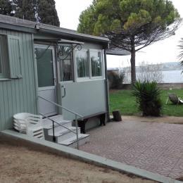 petite maison en bord d étang - Location de vacances - Balaruc-les-Bains