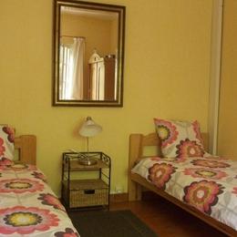 chambre 2 - Chambre d'hôtes - Sète