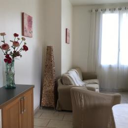 Salon - Location de vacances - Lamalou-les-Bains