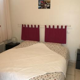 Chambre 2x80x200 - Location de vacances - Lamalou-les-Bains