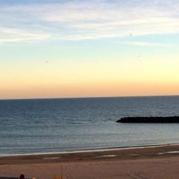 Vue mer et plage  - Location de vacances - Sète