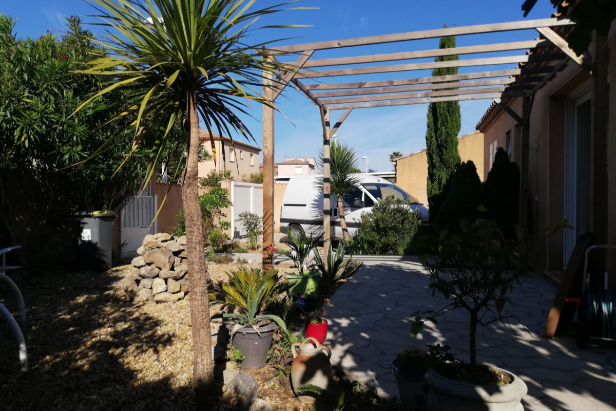 JARDIN OMBRAGE - Location de vacances - Portiragnes