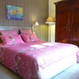 La chambre Garrigue - Chambre d'hôte - Sète