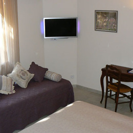 La chambre Garrigue - Chambre d'hôtes - Sète