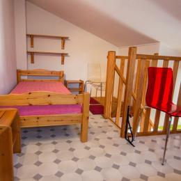 sur la mezzanine - Location de vacances - Loupian