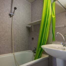 salle de bain - Location de vacances - Loupian
