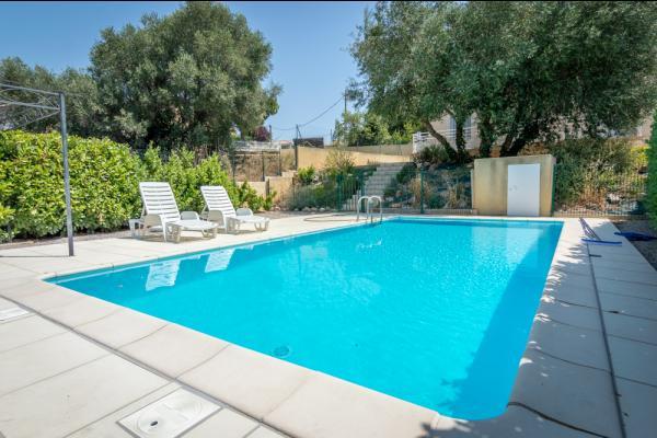 piscine - Location de vacances - Bouzigues