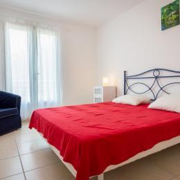 chambre 2 - Location de vacances - Bouzigues