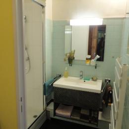 salle de bains - Location de vacances - Montpellier