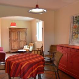 séjour salon - Location de vacances - FRONTIGNAN