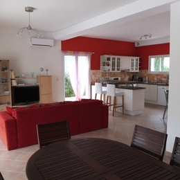 Chambre 2 personnes RDC - Location de vacances - Sète