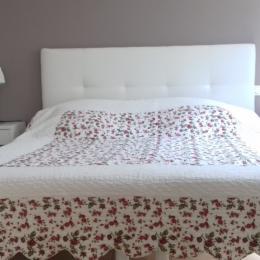 Chambre avec penderie - Location de vacances - Lamalou-les-Bains