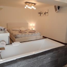 Baignoire - Chambre d'hôtes - Castelnau-le-Lez
