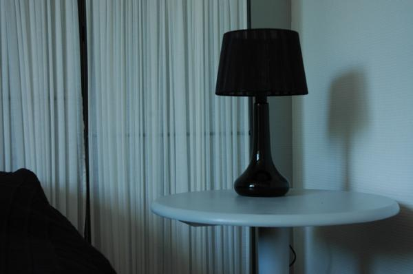 Détail chambre ONYX - Chambre d'hôtes - Saint-Clément-de-Rivière