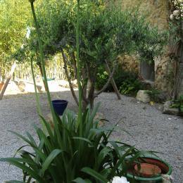 jardin - Location de vacances - MEZE
