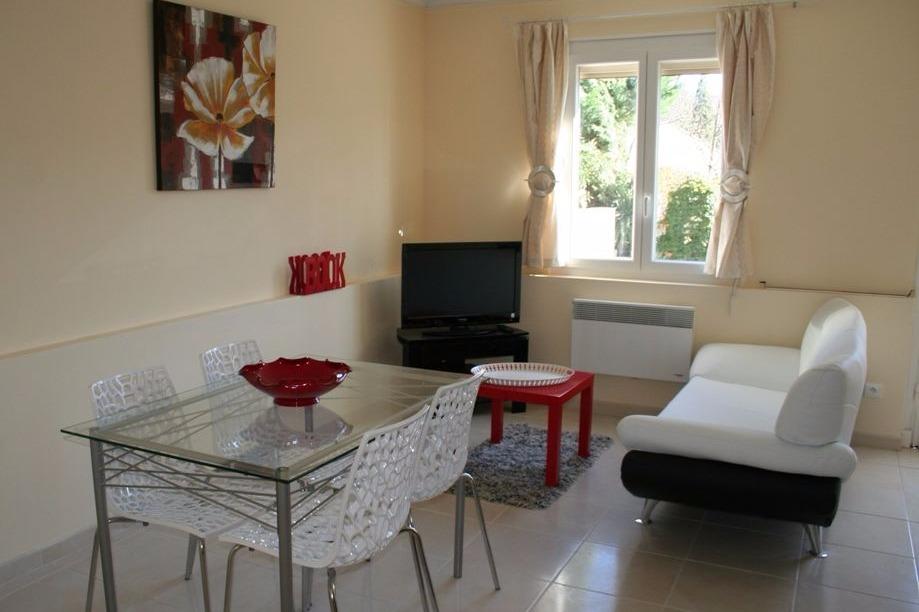 Salon Séjour - Location de vacances - Lamalou-les-Bains