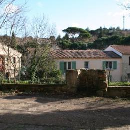 Vue extérieure - Location de vacances - Lamalou-les-Bains