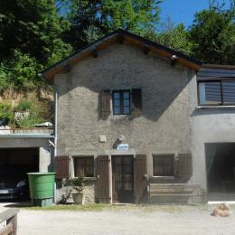 Façade maison - Location de vacances - La Salvetat-sur-Agout