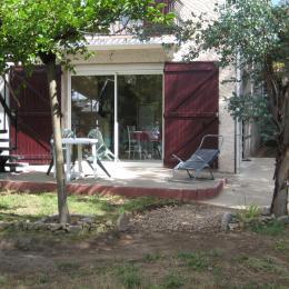 EXTERIEUR - Location de vacances - Lamalou-les-Bains